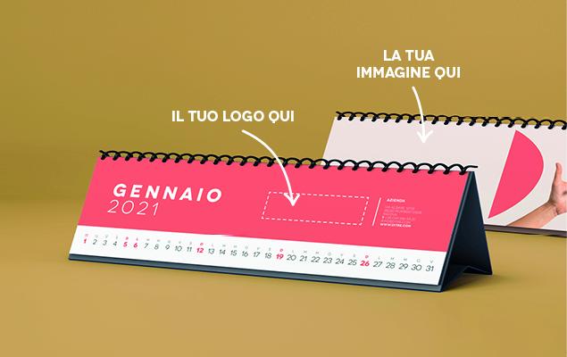 calendario 2021 design
